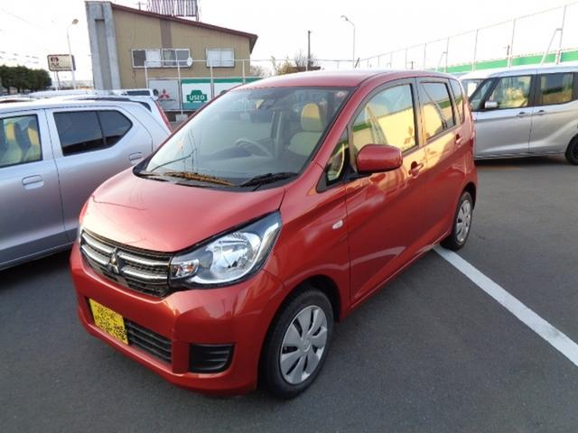 三菱 eKワゴン M e-アシスト プラスエディション 4WD ナビTV