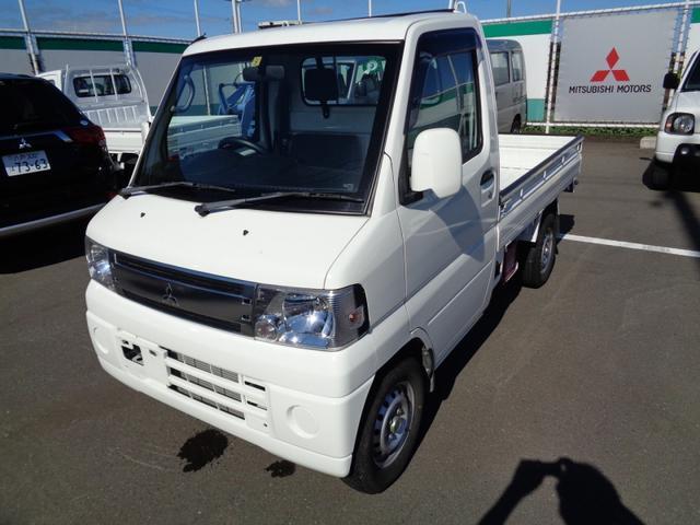三菱 VX-SE エクシードパッケージ 4WD エアコン パワステ 運・助エアバッグ 純ラジオ