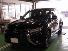 アウトランダーPHEVSエディション 4WD