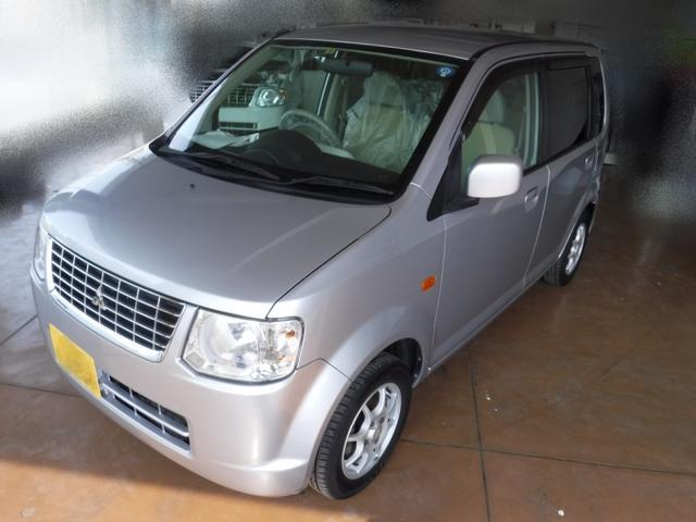 三菱 G 4WD ベンチシート