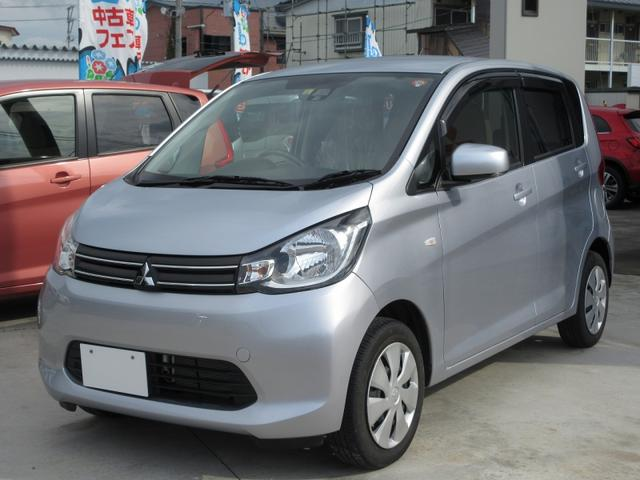 三菱 M e-アシスト 4WD ワンセグ シートヒーター 電格ミラー ベンチシート