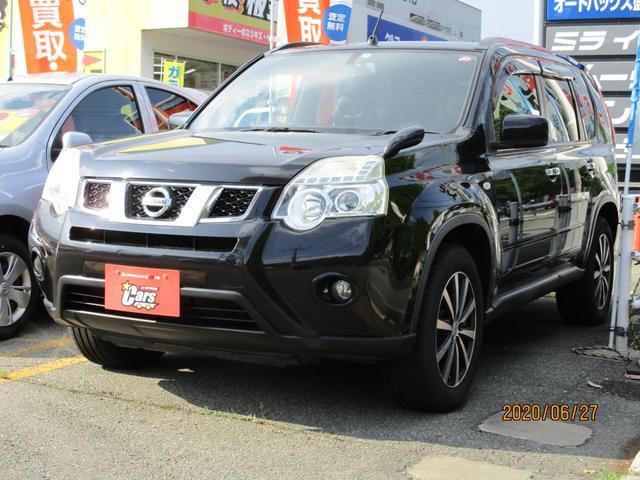 日産 エクストレイル 20X 4WD 地デジナビ ETC