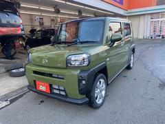 タフトG 4WD ナビ パノラマモニター