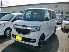 N BOXカスタムG・Lホンダセンシング 4WD プッシュエンジンスタート