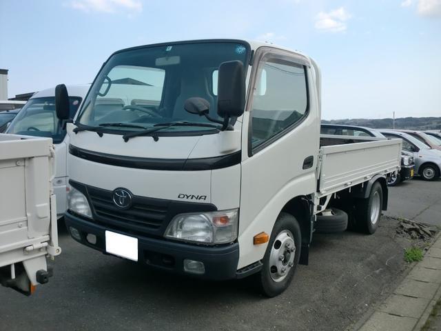 トヨタ 4.0D 2t フルジャストロー
