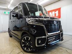 スペーシアカスタムハイブリッドXS 4WD 新車未登録