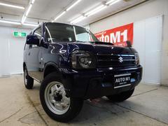 ジムニーXG 4WD 届出済未使用車 5MT
