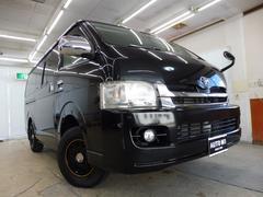 ハイエースバンロングスーパーGL 4WD