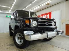 ランドクルーザー70ZX 4WD サンルーフ ウインチ付 5MT