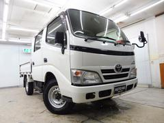 ダイナトラックWキャブロング 4WD ディーゼルターボ 5MT