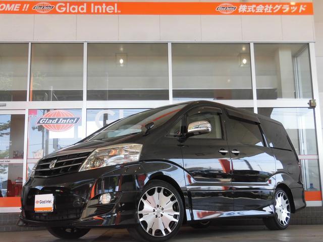 トヨタ AS プラチナセレクションII サンルーフ 車高調 19AW