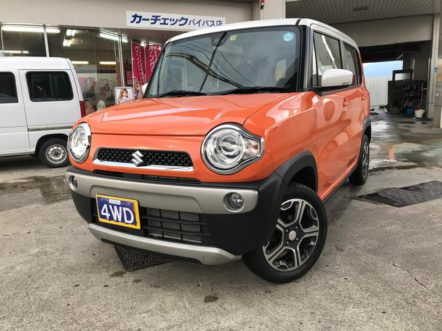 X 4WD 横滑防止 HID Sヒーター(1枚目)