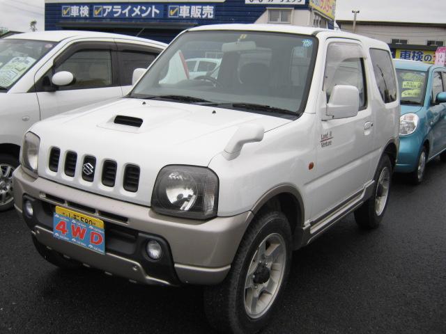 スズキ ランドベンチャー 4WD アルミ ABS CD ターボ