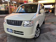 eKワゴンM・4WD・CD・シートヒーター付き