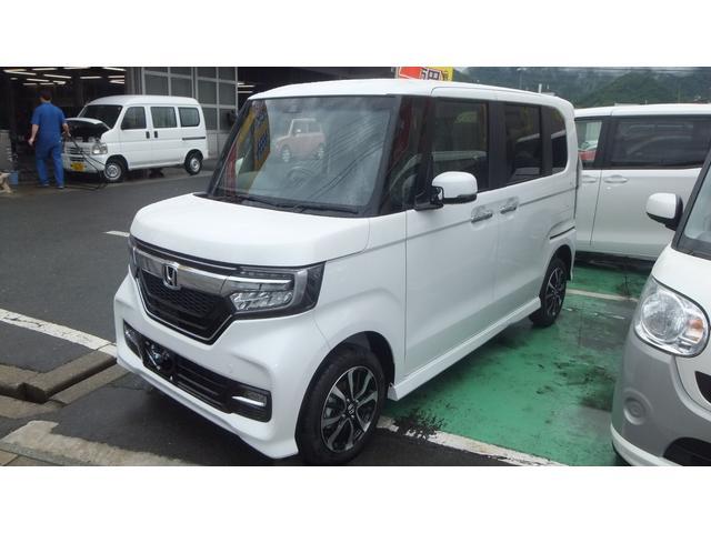 ホンダ G・Lホンダセンシング 4WD 届出済未使用車