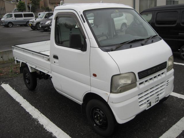 スズキ KUスペシャル 4WD MT エアコン