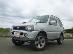 ジムニーXCターボ 切り替え4WD ABS タイミングチェーン
