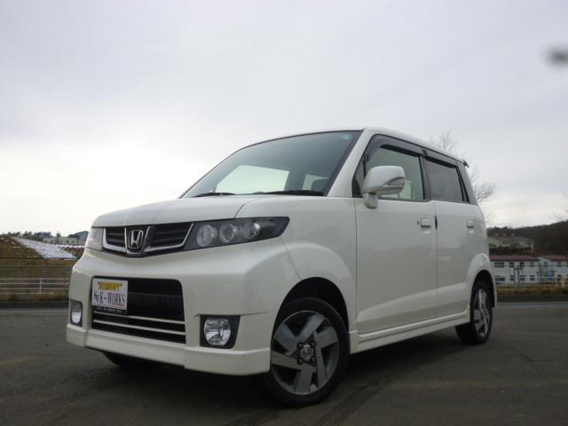 ホンダ Gダイナミックスペシャル4WD ケンウッドナビ スマ-トキー