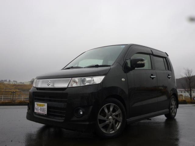 スズキ X 4WD クラリオンHDDナビTV シートヒーター