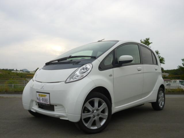 三菱 電気自動車 ワンオーナー キーレスオペレーション ETC