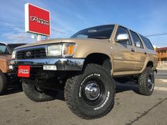 ハイラックスサーフSSR−Xリミテッド ディーゼル 4WD