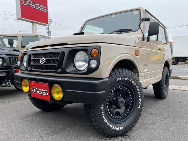 スズキ ワイルドウインド 4WD BFグッドリッジ 社外アルミ