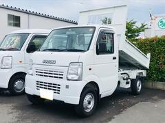 キャリイトラックダンプ 4WD エアコン フロア5MT 軽トラック 保証付