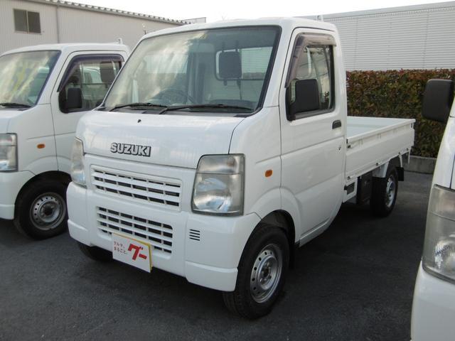 スズキ KC 4WD AC PS 5速マニュアル 軽トラ