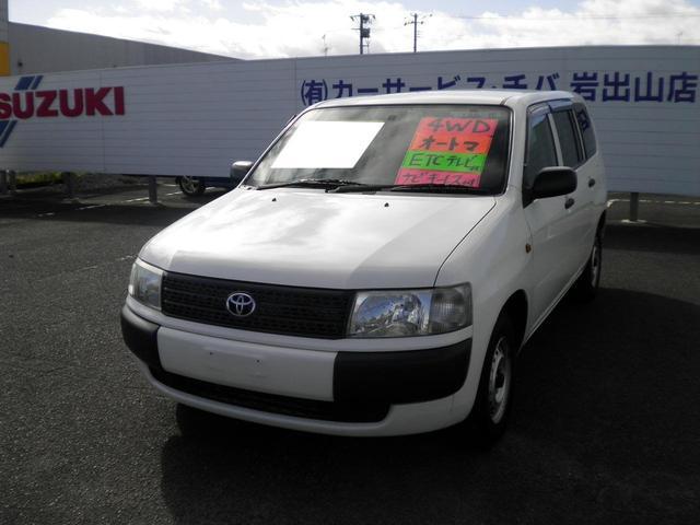 トヨタ DX 4WD ナビ TV キーレス ETC