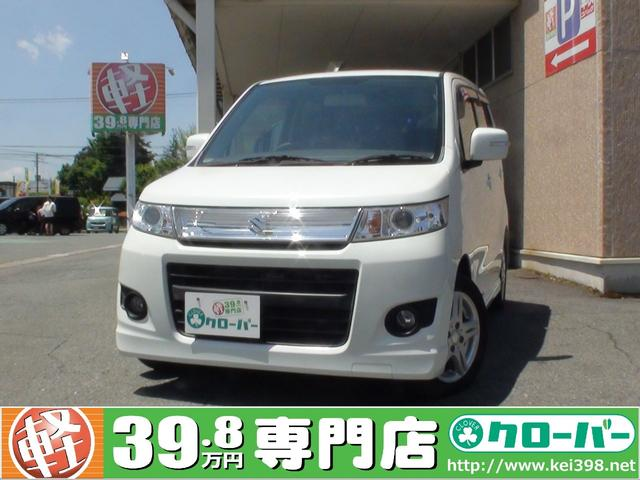 スズキ T 4WD ターボ HIDライト MT付きAT