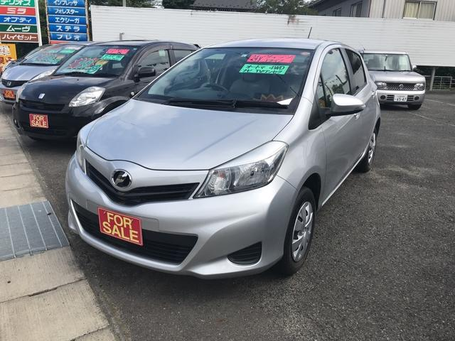 トヨタ F ナビ TV CVT 保証付 CD コンパクトカー 4WD