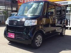 N BOXG 4WD 社外ナビ