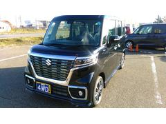 スペーシアカスタムハイブリッドXS 4WD セーフティサポート