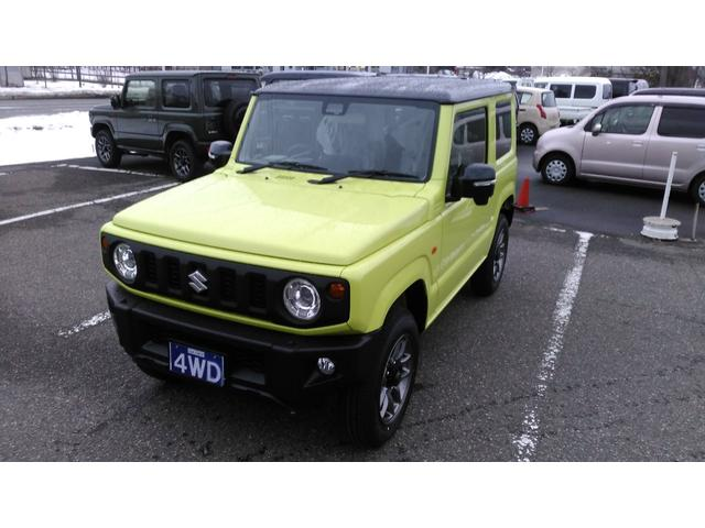 スズキ 660 XC 4WD セーフティサポート車