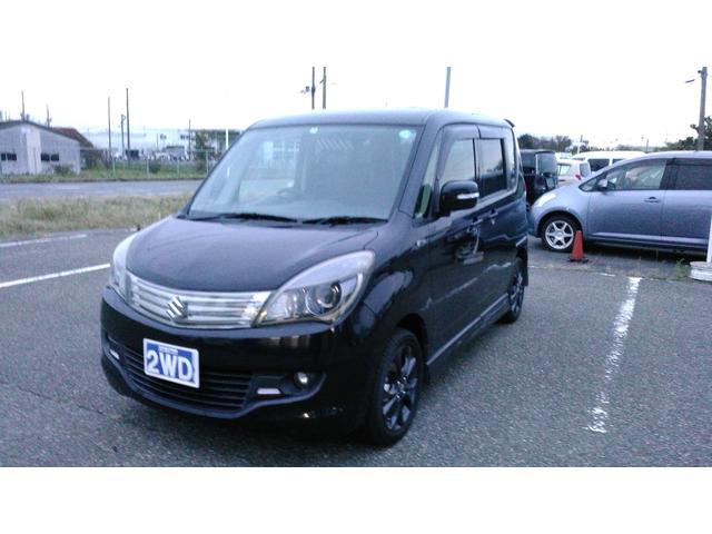 スズキ ブラック&ホワイトII セットオプション装着車