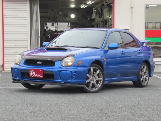 スバル インプレッサ WRX NB-R