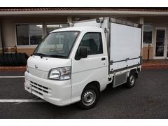 ハイゼットトラック移動販売車 4WD AT 移動販売車 商品ケース棚 拡声器