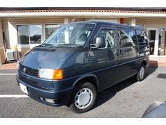 VW ヴァナゴンGL ティーラー車 AT 7人乗り キーレス