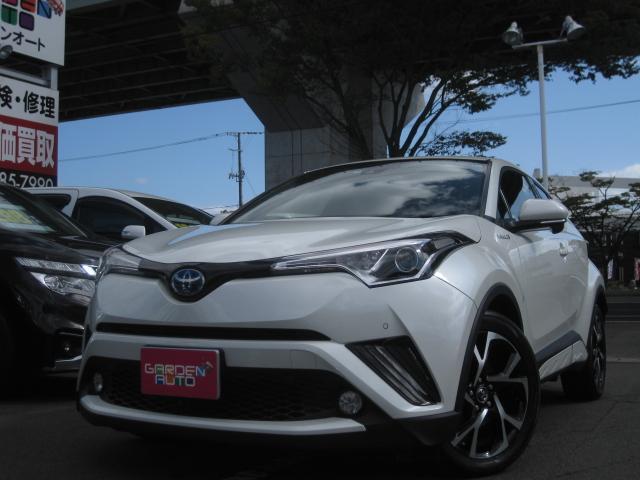 「トヨタ」「C-HR」「SUV・クロカン」「宮城県」の中古車