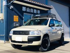 プロボックスバン2インチリフトアップ 4WD MTタイヤ キャンパー仕様