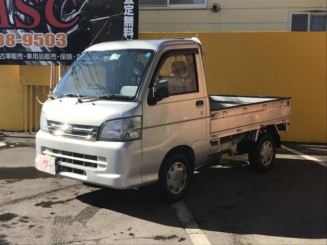 ダイハツ エアコン・パワステ ツインカムスペシャル 4WD 5速MT