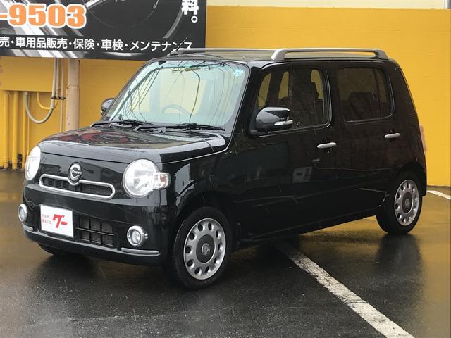 ダイハツ ココアプラスX 4WD メモリーナビ フルセグTV CD