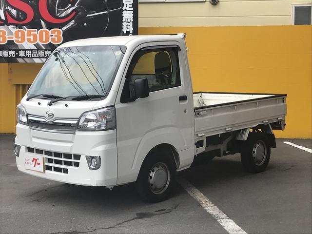 ダイハツ スタンダード 4WD エアコン パワステ マニュアル 作業灯
