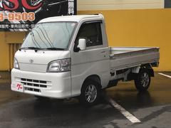 ハイゼットトラックエアコン・パワステスペシャル 4WD 5速マニュアル アルミ