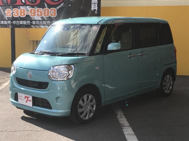 ダイハツ L SAII 4WD ケンウッド彩速メモリーナビ Bカメラ