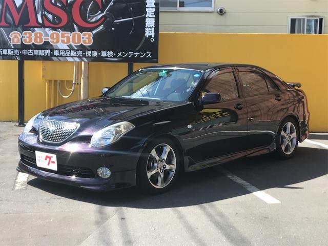 トヨタ VR25 5速マニュアル HID CD キーレス エアロ