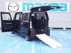 N BOX+カスタム SSパッケージ 車イス仕様車 福祉車両 4WD