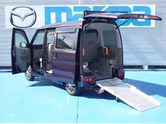 ディアスワゴンLS 車いす移動車 車いす用スロープ