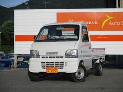 キャリイトラックKU MT 4WD 1年間距離無制限保証付き