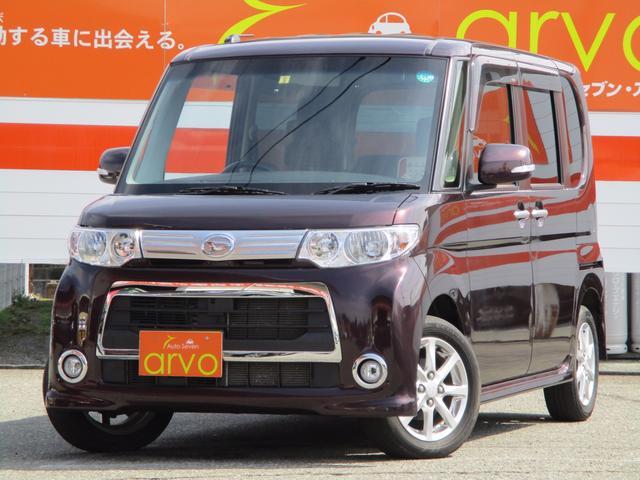 ダイハツ カスタムXスペシャル ターボ 4WD 1年間距離無制限保証付